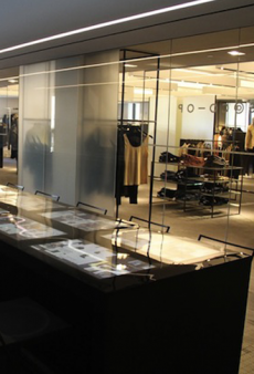 Barneys New York Unveils New Look
