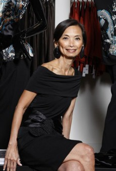 Josie Natori Toasts Her First RTW Shop-in-Shop