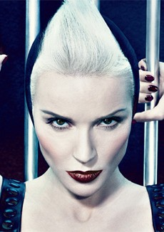 Daphne Guinness Gets a MAC Collection