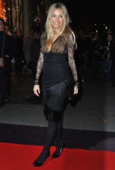 Sienna Miller: Look of the Day