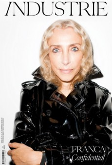 Franca Sozzani Covers Industrie
