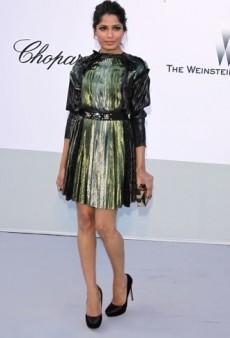 Freida Pinto: Steadfast Style Star