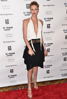 Charlize Theron Got Her Gucci On at the Gotham Awards (Forum Buzz)