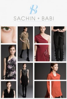 Win $500 to Shop Sachin + Babi
