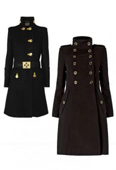 Winter Coats: Designers vs High Street