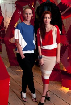 Ohne Titel's BOFFO Building Fashion Series