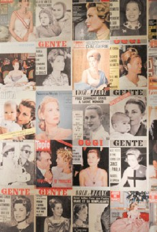 Grace Kelly: From Movie Star to Princess Exhibition