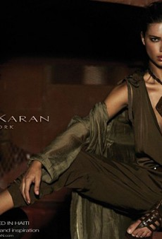 Adriana Lima for Donna Karan is Surprisingly Awesome (Forum Buzz)