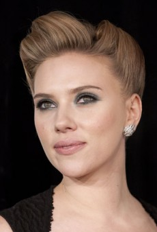 Scarlett Johansson: Beauty Look of the Week