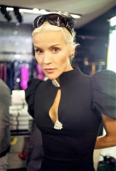 Daphne Guinness Explains Why Lipstick Sales Are No Longer an Indicator of Economic Health