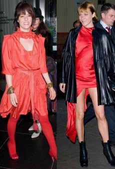 Style Showdown: Parker Posey and Chloe Sevigny in Crimson Catastrophes