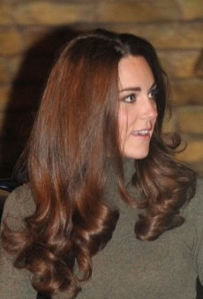 Catherine, Duchess of Cambridge: Look of the Day