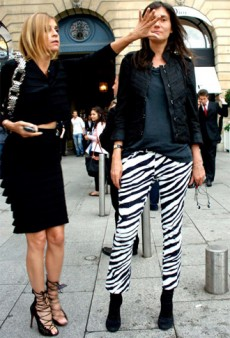 Carine Roitfeld Says She's 'The Winner' of Her Feud with Emmanuelle Alt