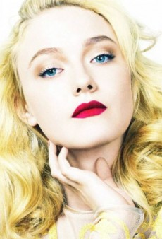 Dakota Fanning: Beauty Look of the Week