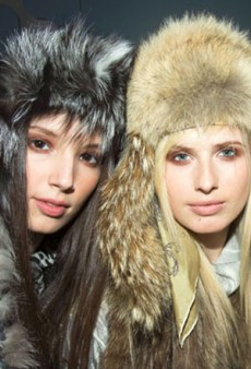 Harricana Par Mariouche: Recycling Old Furs Into Something Beautiful