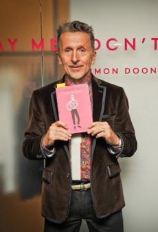 Gay Men Don't Get Fat: Breakfast with Simon Doonan