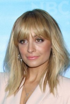 Nicole Richie: Look of the Day – Pink and Edgy