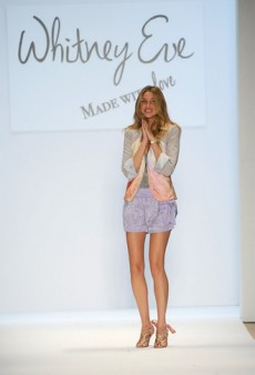 Whitney Port Gets on the NYFW Schedule