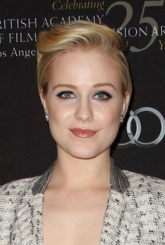 Evan Rachel Wood BAFTA Los Angeles 18th Annual Awards Season Tea Party cropped