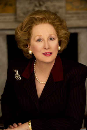 Meryl Streep by Mark Coulier