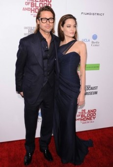 Celebrity Power Couple: Angelina Jolie & Brad Pitt