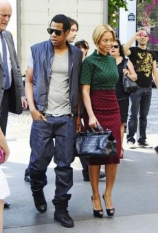 Celebrity Power Couple: Beyonce & Jay-Z