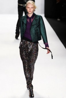 Rebecca Minkoff Fall 2012 Runway Review