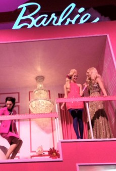 Barbie, The Dream Closet