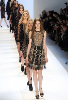 Jill Stuart Fall 2012 Runway Review