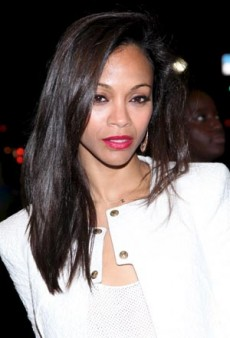 Zoe Saldana: Beauty Look of the Week