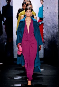 Diane von Furstenberg Fall 2012 Runway Review
