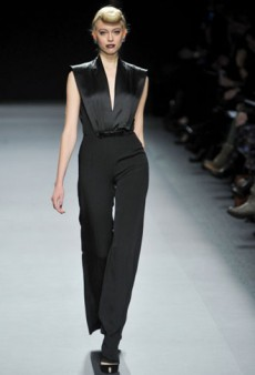 Jenny Packham Fall 2012 Runway Review