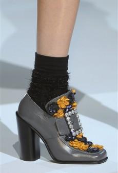 Top 10 Shoes: New York Fashion Week Fall 2012