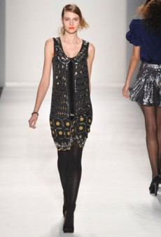 Whitney Eve Fall 2012 Runway Review