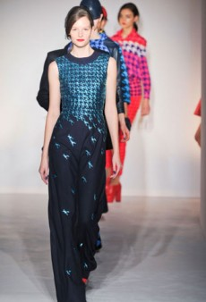 House of Holland Fall 2012 Runway Review