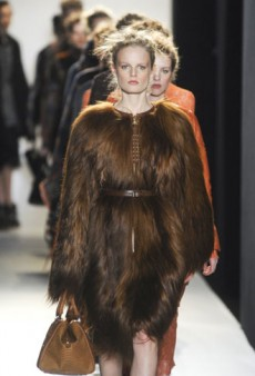 Mulberry Fall 2012 Runway Review
