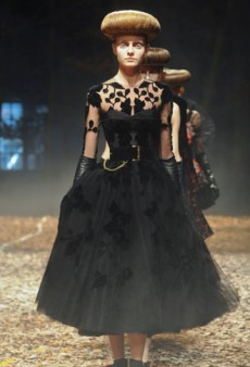 McQ Alexander McQueen Fall 2012 Runway Review