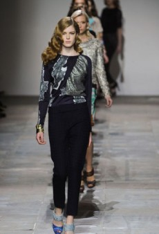Michael Van Der Ham Fall 2012 Runway Review