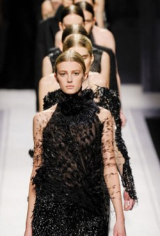 Alberta Ferretti Fall 2012 Runway Review