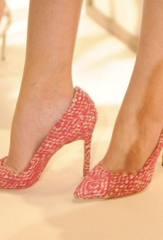 Manolo Blahnik Had Nothing to Do with His J. Crew Collaboration