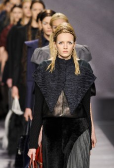 Fendi Fall 2012 Runway Review