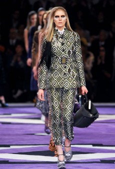 Prada Fall 2012 Runway Review