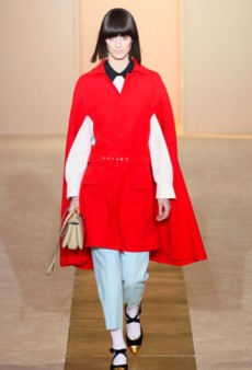 Marni Fall 2012 Runway Review