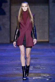 Versus Fall 2012 Runway Review