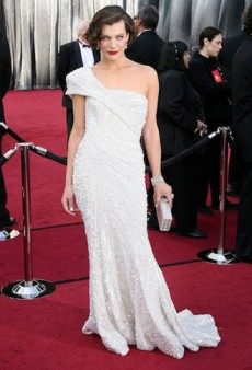 Oscars 2012: Red Carpet Fashion Review