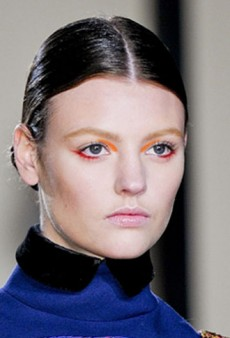 Best of Beauty: Milan Fashion Week Fall 2012