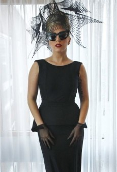 Lady Gaga: Look of the Day – Chic Ensemble