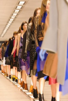 Balenciaga Fall 2012 Runway Review