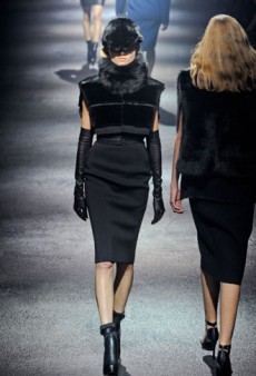 Lanvin Fall 2012 Runway Review