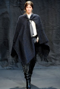 Hermes Fall 2012 Runway Review
